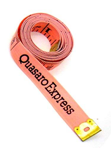 Rosa Körper Measuring 150 CM 1,5 Meter Schneider Lineal Weiche Flach Maßnahme Nähen Flexibel Diät Band -