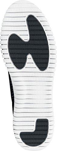 Urban Classics Schuhe Knitted Light Runner Nero/Grigio/Bianco
