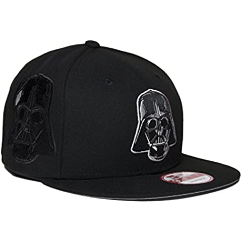 Star Wars Darth Vader Embroidered Logo 9Fifty Snapback Gorra De Béisbol