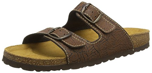 Lico Natural Elefo, Chaussons Homme Marron (Braun)