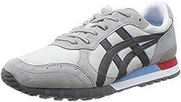 zapatillas moda asics sakurada hombre gris