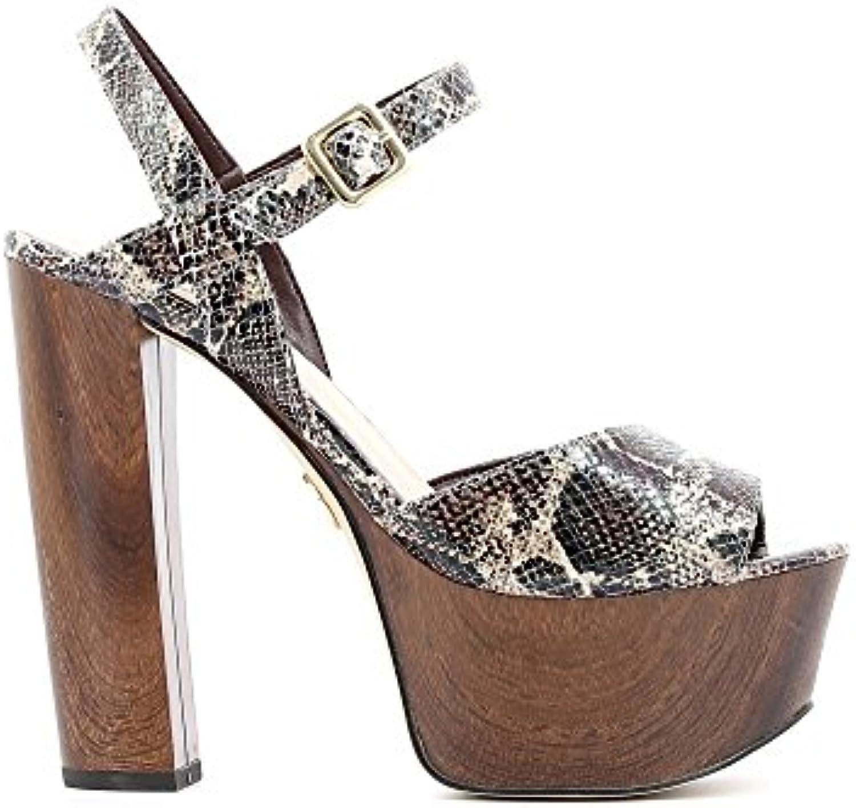 Guess D2388 Sandalo Donna Marronee Scarpe Marronee scarpe Woman   Prezzo economico    Uomini/Donne Scarpa