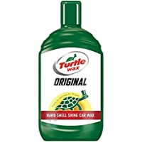 Turtle Wax 51795 Original - Cera del coche Hard Shell Shine, 500 ml