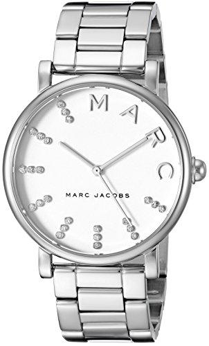 Marc Jacobs Roxy Reloj de Mujer Cuarzo 37mm Correa y Caja de Acero MJ3566