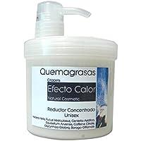 Bifemme Quemagrasas efecto calor - 500 ml