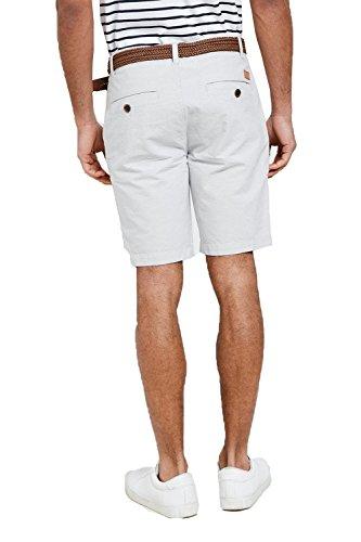 Threadbare - Short - Homme Oxford Ice - Grey