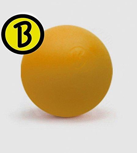 Preisvergleich Produktbild Bärenherz Magic Ball Generation 2, soft, orange D: 34,8 mm ca. 20 g