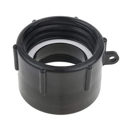Männlichen Teil (Homyl Intermediate Bulk Container Adapter Hose aus Kunststoff Gewinde Adapter Männlich und Weiblich Teile für PVC PPR DN40 DN50 Hose)