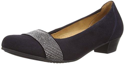 Gabor Shoes 26.223.77 Damen Geschlossen Pumps Blau (pazifik)