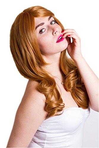 prettyland-c557-60cm-peluca-castana-clara-ondulada-suelta-a-larga-melena-con-raja-al-medio-y-el-esti