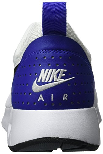 Nike Herren Air Tavas Sneakers Mehrfarbig (Wolf Grey / Black / Max Orange) 7oY8vOF7fS