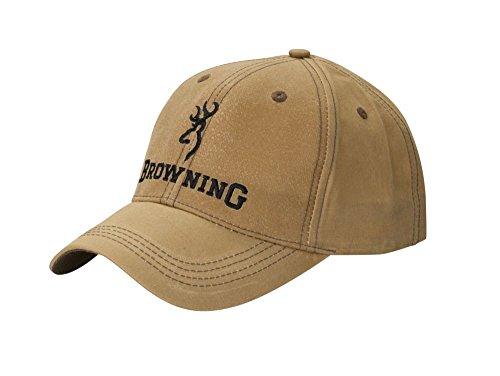 Browning Kappe Lite Wax Khaki -