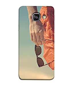 PrintVisa Designer Back Case Cover for Samsung Galaxy A9 2016 (Stylish Super)