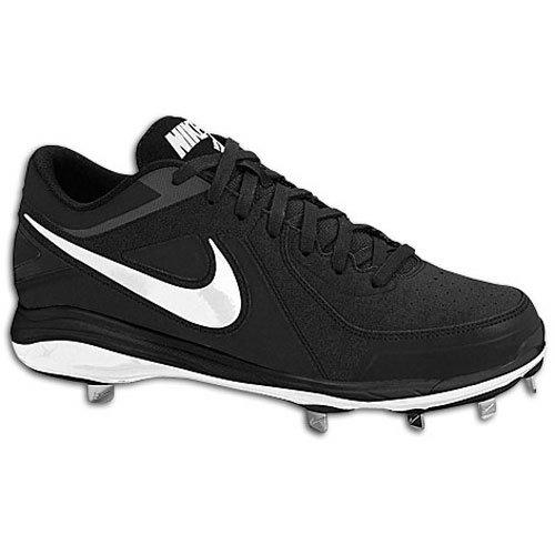 Nike Men's Air MVP Pro Metal Baseball Cleats, 524641-010 - Cleats Männer Weiße
