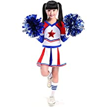 Suchergebnis Auf Amazon De Fur Cheerleader Uniform Kinder