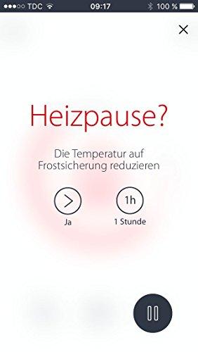 Danfoss Link Starterkit enthält 1 Zentralregler und 3 Connect Thermostate, Farbe weiß, 4 Stück, white, 014G0500 - 6