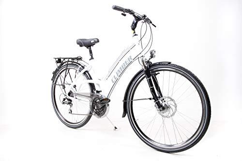 E-Trekkingfahrrad 28 Zoll Alu Damen Bike Bild 2*