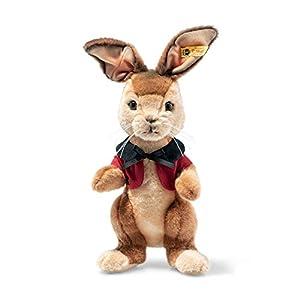 Steiff 355264 - Conejo de Peluche (25 cm), Color marrón y Beige