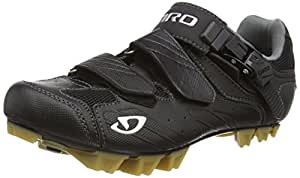 Giro Men's Privateer MTB Shoes - Black, 39.5 Inch