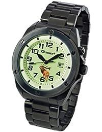 Greiner Ansitzuhr 'Waidmannsheil' reloj per cazador 1212-TFS
