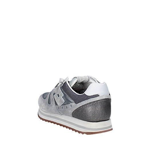 Lotto Leggenda S8825 Sneakers Homme Suède/tissu Gris Gris