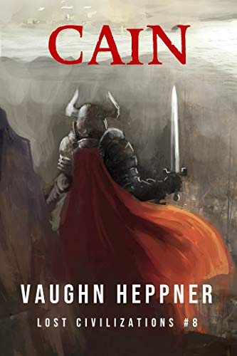 Image of Cain (Lost Civilizations Book 8)
