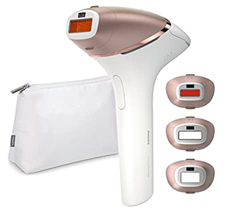 Philips Lumea Prestige IPL BRI956/00 Haarentfernungsgerät für Körper, Gesicht, Achseln und Bikinizone