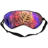 Colorful Bling Flowers Sleep Eyes Masks - Comfortable Sleeping Mask Eye Cover For Travelling Night Noon Nap Mediation... preisvergleich bei billige-tabletten.eu
