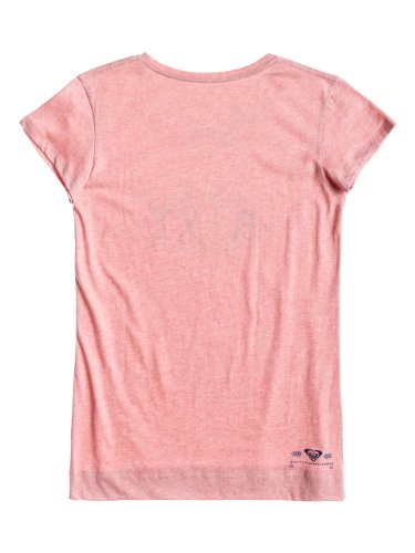 Roxy Sheer Green A T-shirt pour femme Rose cadillac