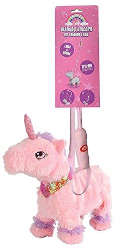 Gehe Einhorn Try Me mit speziellem Licht und Schall Eigenschaften auf Teleskop Lead In PINK - Mädchen Spielzeug