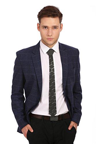 esagonale-tech-matte-black-cravatta