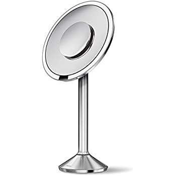 Simplehuman Sensor Mirror Pro Brushed Stainless Steel 5