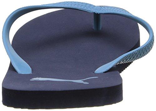 Puma 360252, Infradito Unisex Adulto Blu (Peacoat-Blue Heaven 01)