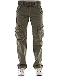 Ritchie - Pantalon Battle Quanto Bs - Homme