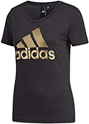 adidas BOS Foil Tee for FEMALE