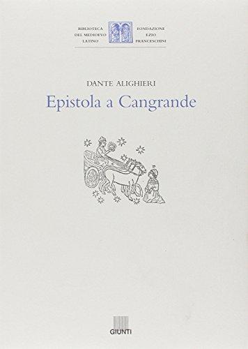 Epistola a Cangrande