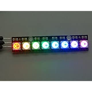 NeoPixel Stick mit 8 WS2812 5050 RGB LEDs