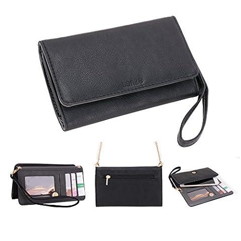 conze Fashion Handy mit kleine Tasche mit Cross-Body-Gurt für Archos