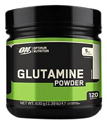 Optimum Nutrition 630 g Glutamine Powder by Glanbia Performance Nutrition