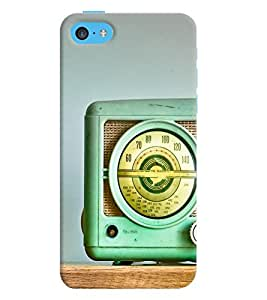 Apple iPhone 5/5S MULTICOLOR PRINTED BACK COVER FROM GADGET LOOKS