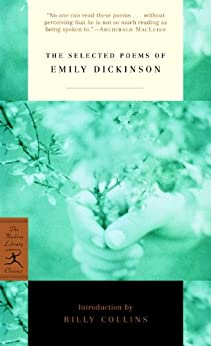 The Selected Poems of Emily Dickinson by [Dickinson, Emily]