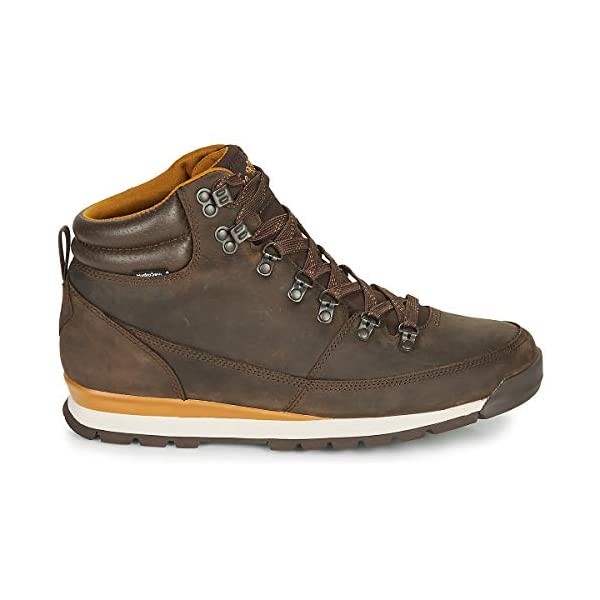 THE NORTH FACE Men's Back-to-Berkeley Redux Leather High Rise Hiking Boots 2