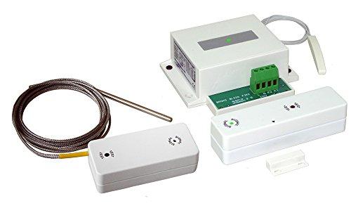 BROKO Einbau Funk-Abluftsteuerung BL220FiT(SG)-System/Abluftsteuerung/Sicherheitssteuerung/Sensorschalter