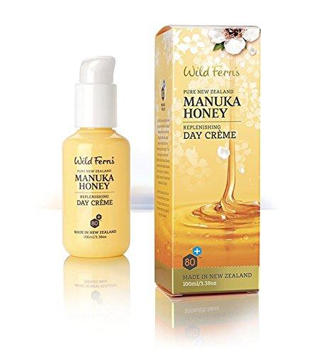 Wild Ferns Manuka Honey Replenishing Day Cream by Wild Ferns