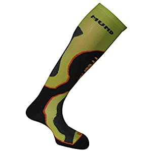 MUND Freeride Ski Socke, Damen, Damen, Freeride