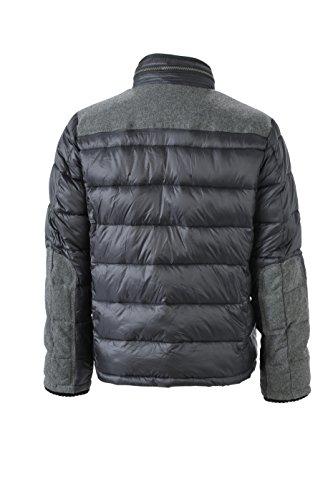 James nicholson veste & veste d'hiver Noir (Coal-Black)