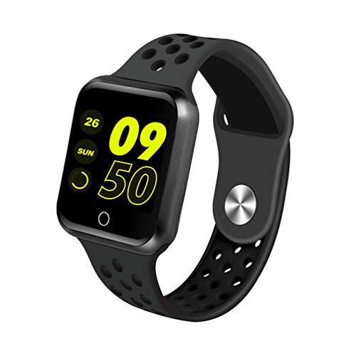 Pulsera Actividad Ritmo Cardiac Deportiva Pulsometro Reloj Bluetooth PodóMetro Sleep Smartwatch para...