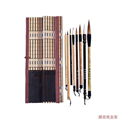 la pittura della calligrafia alla spazzola professionale,pacchetto da 8 pz