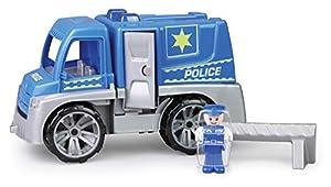 Lena TRUXX 04455 vehículo de Juguete - Vehículos de Juguete (Negro, Azul, Gris, Camión, De plástico, Police, Interior / Exterior, 2 año(s))