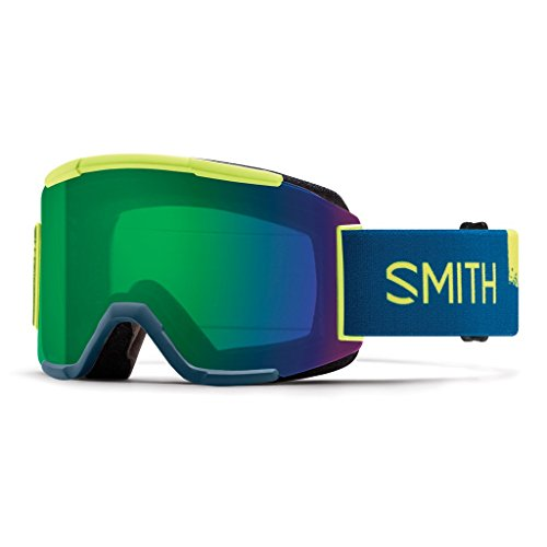Smith Erwachsene Squad Skibrille, Acid Resin, M -